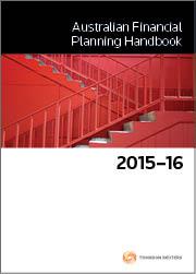 Aust Financial Planning Hbk 2015-16