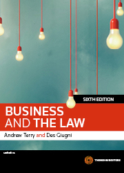 Business and the Law 6e