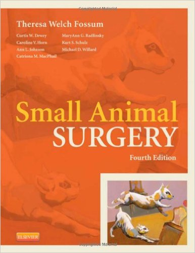 Small Animal Surgery Expert Consult