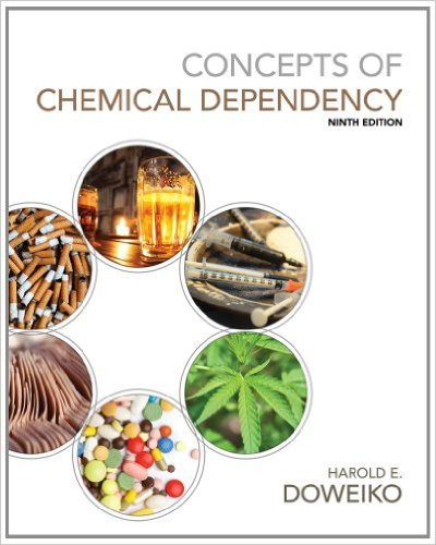 Concepts of Chemical Dependency (with CourseMate, 1 term (6 months) Printed Access Card)