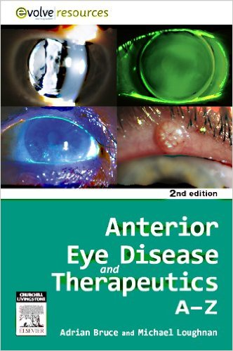 Anterior Eye Disease and Therapeutics A-Z