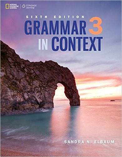 Grammar in Context 3 (Grammar in Context, New Edition)