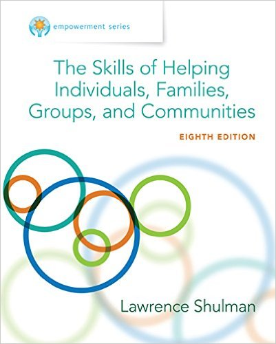 Empowerment Series: The Skills of Helping Individuals, Families, Groups, and Communities