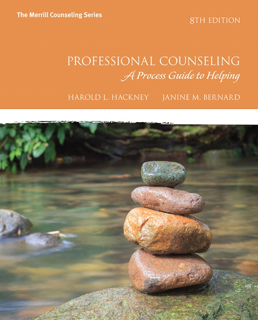 Professional Counseling: A Process Guide to Helping (8e)