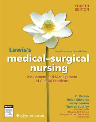 Lewis's Medical Surgical Nursing ANZ 4th edition