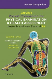 Book/Paperback Jarvis's Physical Examination & Health Assessment Pocket Companion 2nd Edition