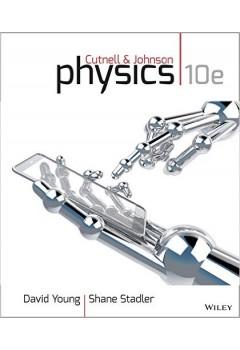 Physics 10E + wiley plus card
