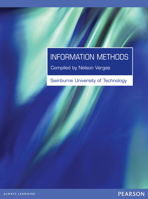 Information Methods (Custom Edition)