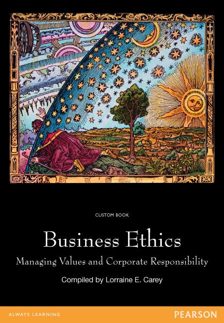 Business Ethics (Custom Edition)