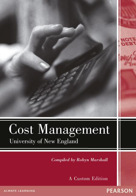 Cost Management (Custom Edition)