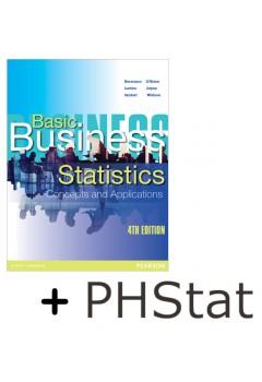 Value Pack Basic Business Statistics + PHStat Access Kit for Statistics