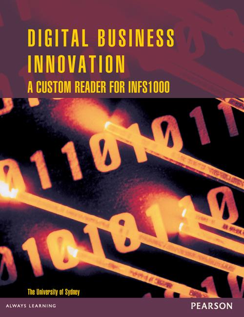 Digital Business Innovation: A Custom Reader for INFS1000