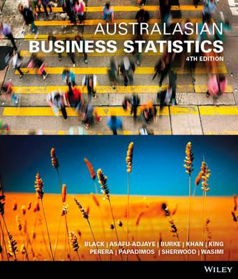 Australasian Business Statistics 4th Edition