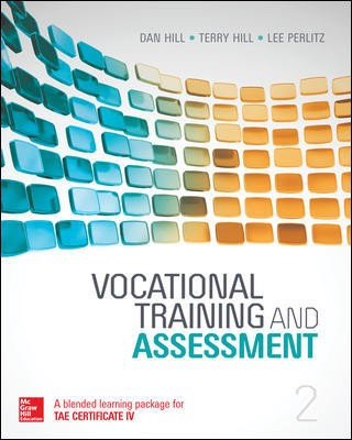 Vocational Training and Assessment Blended Learning Package 2nd Edition