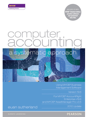 Company Accounting Text + Workbook Package 2e Update