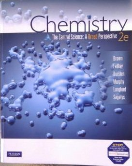 Chemistry: The Central Science + Molecular Model Kit [Pack]