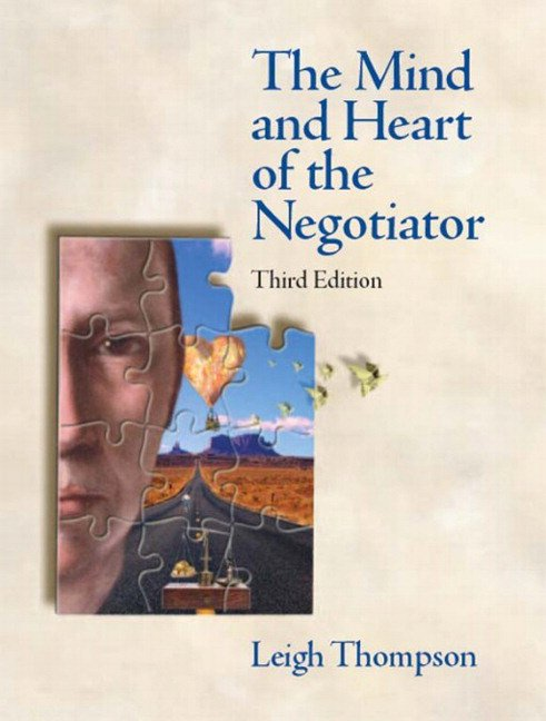 Mind & Heart Of The Negotiator+ Influence