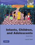 Infants, Children, and Adolescents + MyDevelopment Lab
