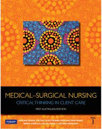 Medical-Surgical Nursing Critical Thinking in Client Care- Australian Edition Value Pack (Vols 1, 2 & 3) + mynursingkit