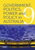 Government Politics Power & Policy in Australia 9ed + AccessCode