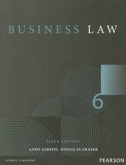 Business Law + MyLawLab