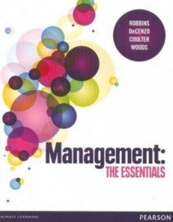 Management: The Essentials with Companion Website Access Card (vpack)