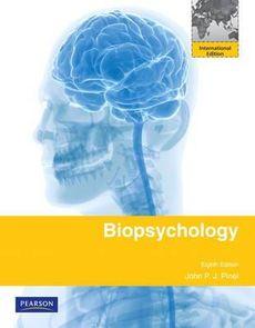 Biopsychology 8ed + Mypsychlab + Development Across The   Lifespan 6ed