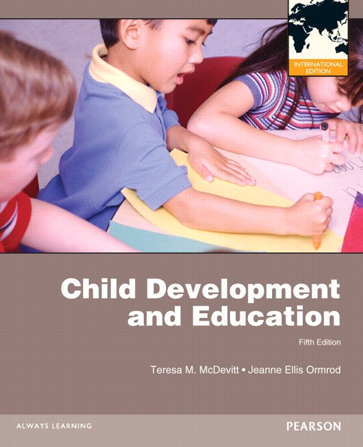 Child Development & Education + MyEducationLab