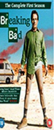 BREAKING BAD SEASON 1 DVD