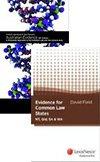 VALUE PACK Australian Evidence + CS Evidence for Commonlaw States