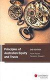 Equity & Trusts Bundle (9780409332988 & 9780409331240)