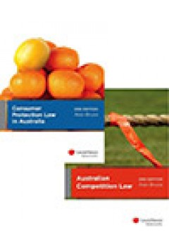 COMPLAW11 Bundle Bruce Australian Competition Law + Consumer Protection in Australia