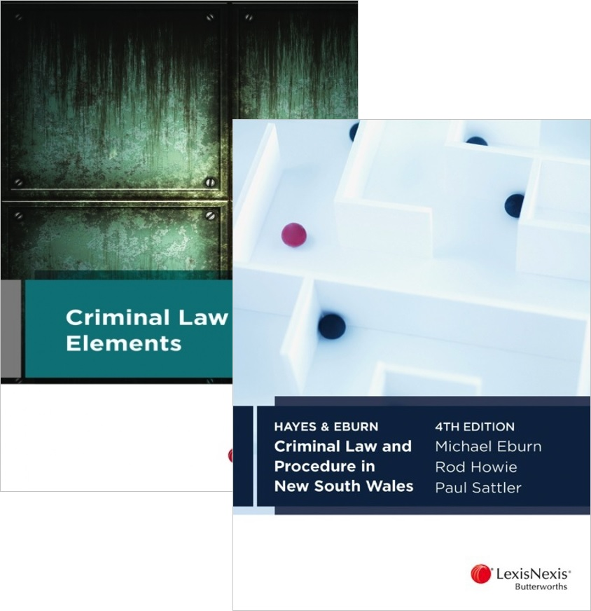 CRIM108 Bundle