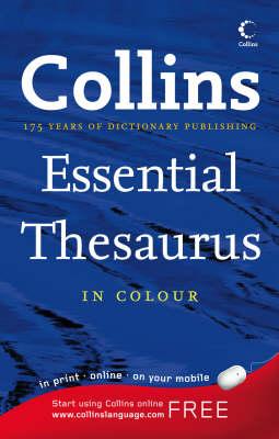 Collins Essential Thesaurus A-Z