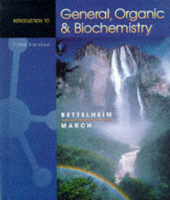 Intro To General Organic And Biochemistry 5ed