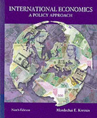 International Economics : A Policy Approach