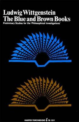 "The Ordinary Route: Preliminary Studies for the ""Philosophical Investigations"""