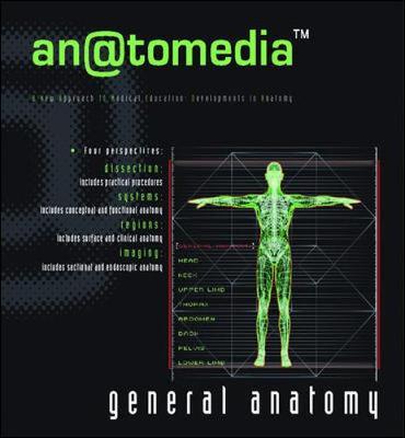 Anatomedia General Anatomy CD