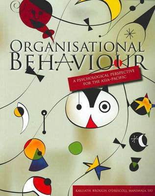 Organisational Behaviour: An Organisational Psychological Perspective