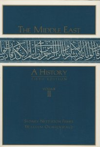 Middle East: v. 2: From 1789
