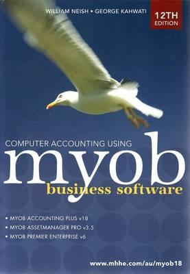 COMPUTER ACCOUNTING MYOB v18