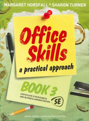 Bk 3 Office Skills: A Practical Approach