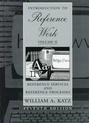 Introduction to Reference Work: v. 2
