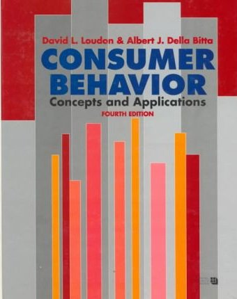 Consumer Behavior: Concepts and Applications