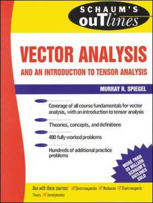 Schaum's Outline of Vector Analysis