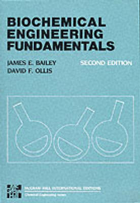 Biochemical Engineering Fundamentals Ise 2ed