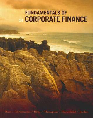 Fundamentals of Corporate Finance and Connect Plus