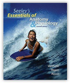 Seeley's Essentials of Anatomy & Physiology 7th Edition (Value Pack)