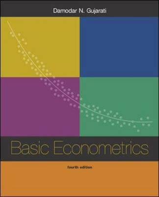 Basic Econometrics: AND Software Disk Package
