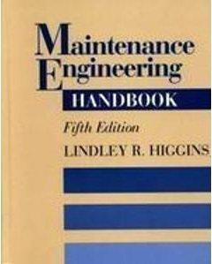 Maintenance Engineering Hbk